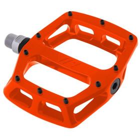 DMR V12 Pedals tango orange